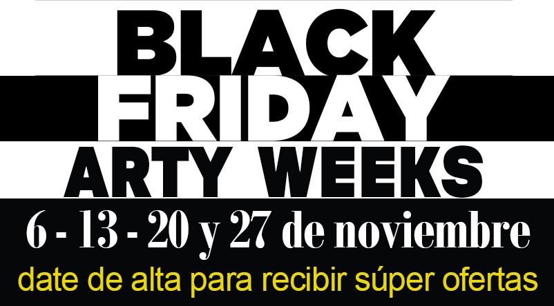 ARTY BLACK WEEK