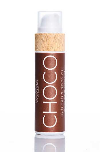 COCOSOLIS CHOCO SUN TAN&BODY OIL