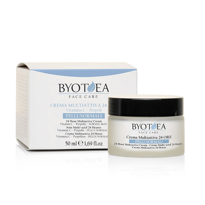 BYOTHEA CREMA MULTIACT 24 H 50 ML