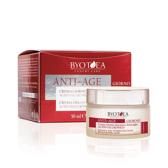 BYOTHEA ANTIEDAD INTENS DIA 50ML