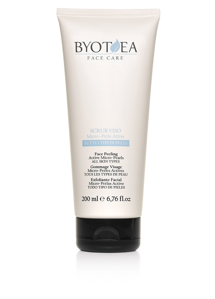 BYOTHEA EXFOLIANTE FACIAL TTP 200 ML