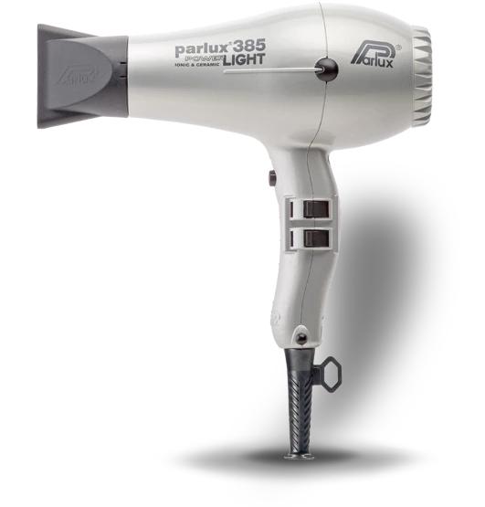 SECADOR PARLUX 385 POWER LIGHT PLATA