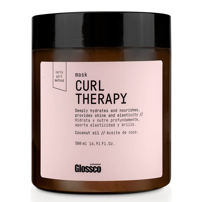 GLOSSCO CURL THERAPY MASK 500 ML