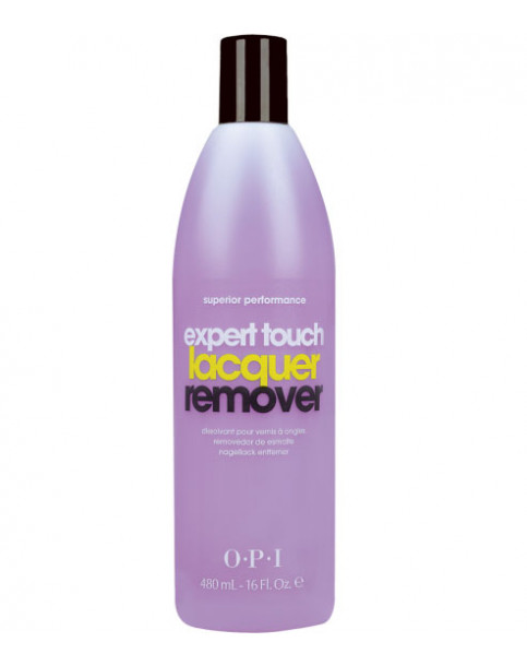 EXPERT TOUCH LACQUER REMOVER 480ML OPI